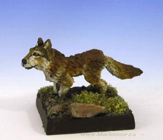 reaper wolf familiar