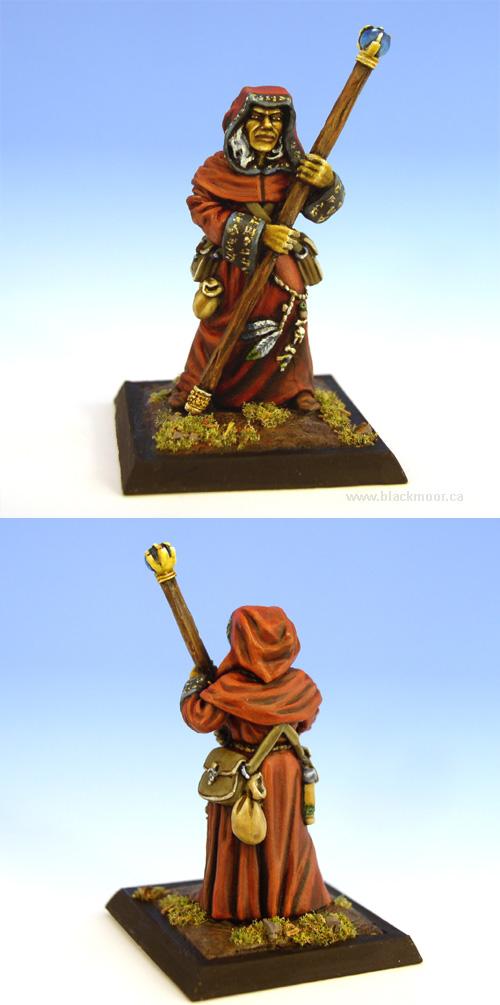 Raistlin of Dragonlance, manufactured by Ral Partha